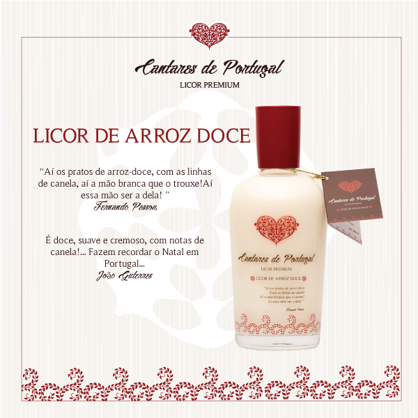 Licor de Arroz Doce Premium