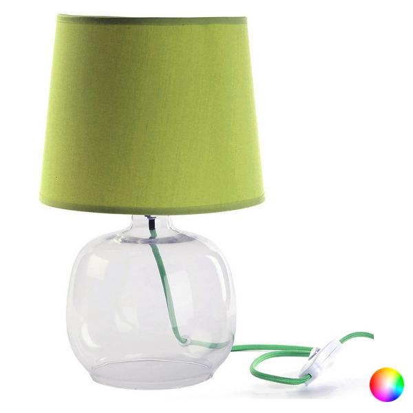 Candeeiro de Mesa em Vidro -  Abajour disponível em 2 cores