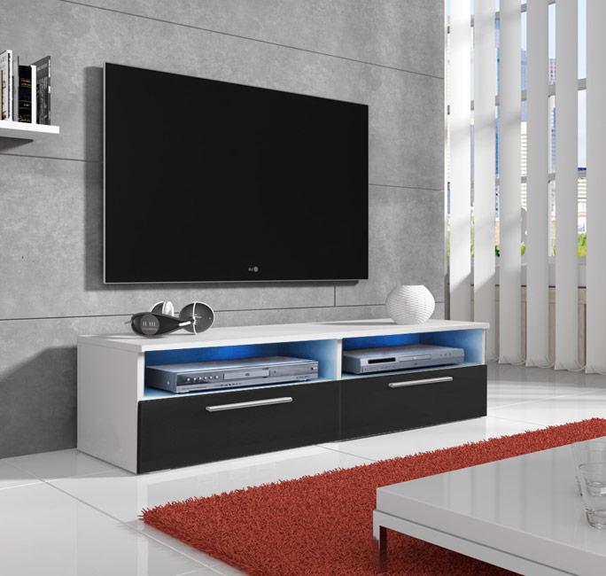 Móvel de Tv com Luz LED Cal