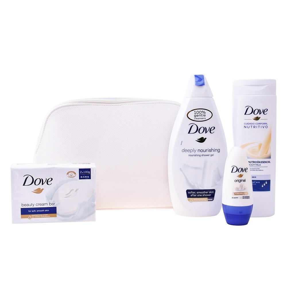 Coffret Dove Hidratação Profunda 5 produtos