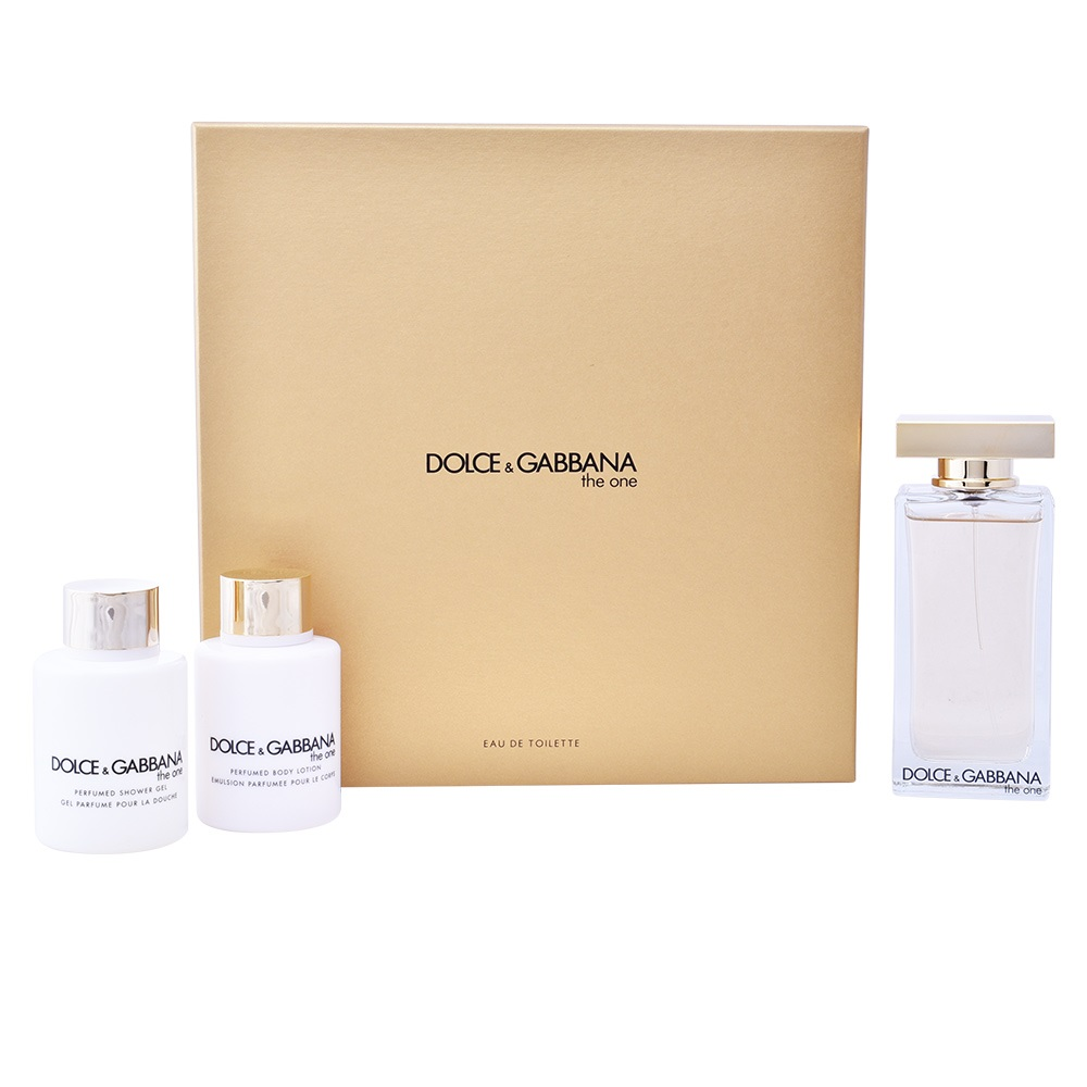 Coffret The One Senhora Lote 3 - Dolce & Gabbana