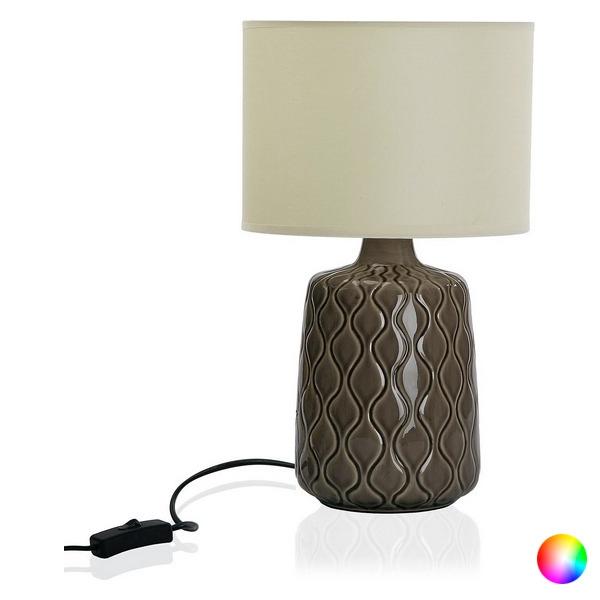Candeeiro de Mesa em Cerâmica - Disponível em 2 cores