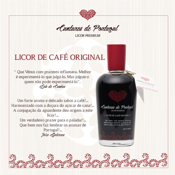 Licor de Café Premium