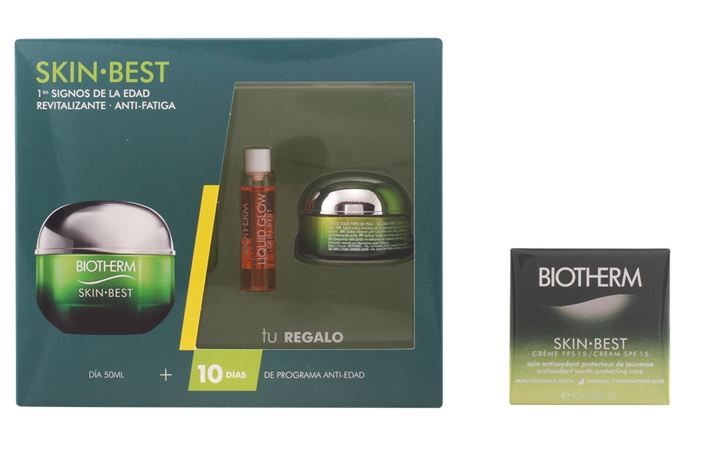 Coffret Biotherm Skin Best (peles normais e mistas) - 3 produtos