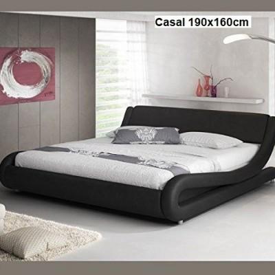 Cama de Casal medidas 190x160cm Picci - 2 cores à escolha