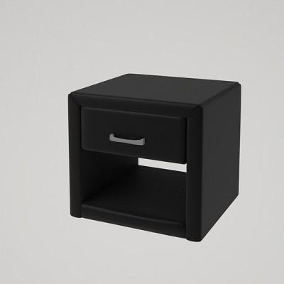 Mesinha de Cabeceira Lux - Disponível em 2 cores