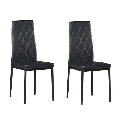 Pack de 2, 4 ou 6 Cadeiras - disponível em 2 cores