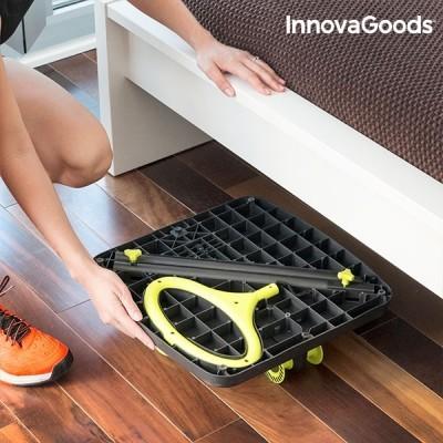 Plataforma de Fitness para glúteos e pernas