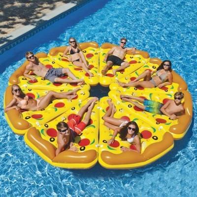 Colchão Insuflável Pizza