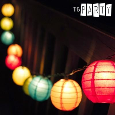 Lanternas LED Dobráveis (Pack 8)