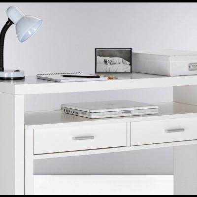 Consola convertível em Secretária - Disponível em 2 cores
