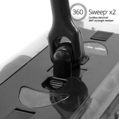 Esfregona eléctrica 360º sem Fios