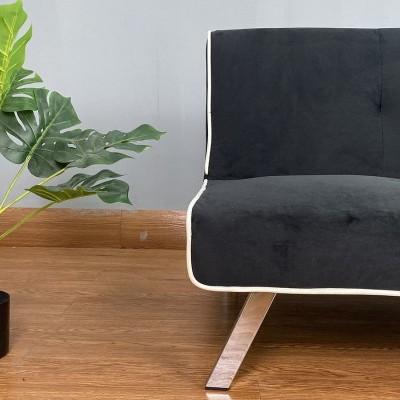 Sofá-Cama click clack - Disponível em 3 cores