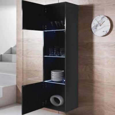 Conjunto de Móveis de Sala Koi3 com luz LED - Disponível em 4 cores