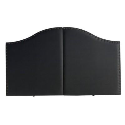 Cabeceira de Cama com tachas decorativas - 3 cores disponíveis