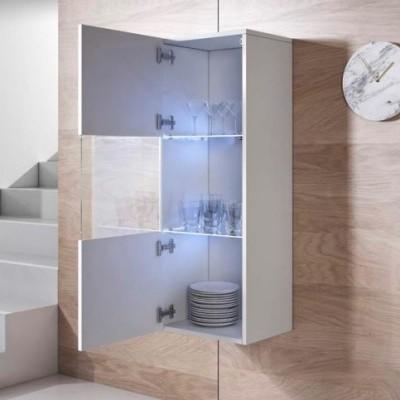 Móveis de Sala Nereh vitrine - Disponível em 4 cores