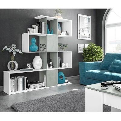 Estante Elegante -  3 cores disponíveis