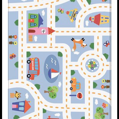 Tapete Soft Baby 130x180cm - 6 designs à escolha