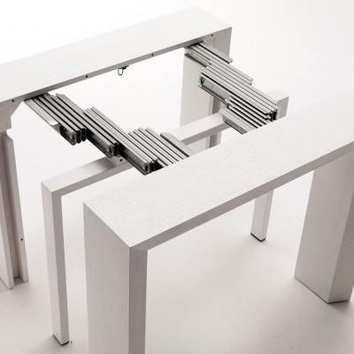 Consola e Mesa de refeição extensível até 300cm - Disponível em 3 cores