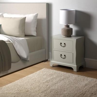 Candeeiro de Mesa em Cerâmica - Disponível em 3 cores