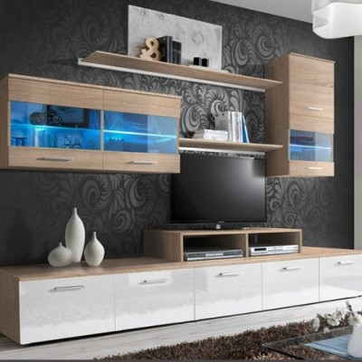 Móveis de Sala Luc2 - Disponível em 5 cores