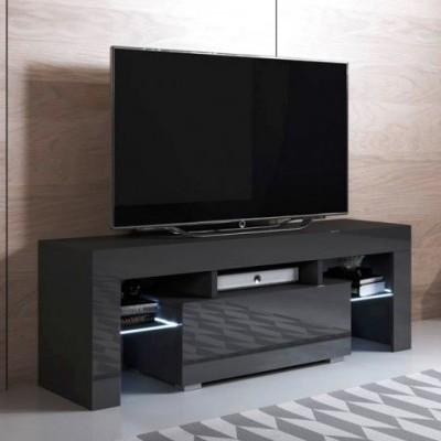 Móvel de Tv Rene com luz de presença LED - disponíveis em 2 cores