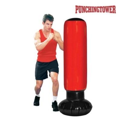 Saco de Boxe com Base