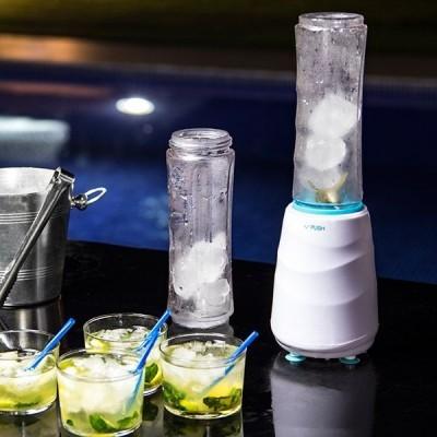 Liquidificadora com 2 copos portáteis 600ml