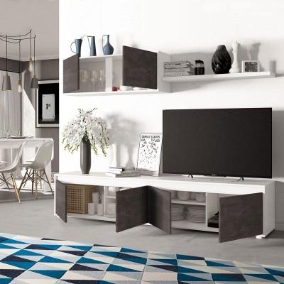 Conjunto de Móveis de Sala Modern - Disponível em 2 cores