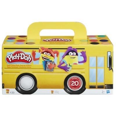 Play-Doh Hasbro (20 Potes)