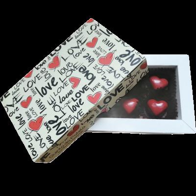 Caixa de Bombons - Dia dos Namorados