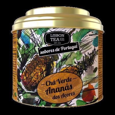 Chá Verde com Ananás do Açores