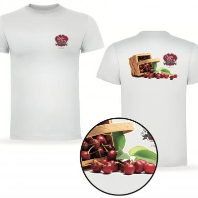 T-shirts: Cerejas da Quinta da Porta
