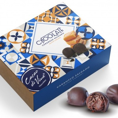 Chocolate + Caramelo Salgado