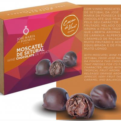 Chocolate de Vinho - Moscatel de Setúbal