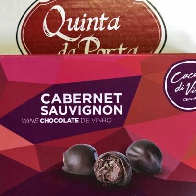 Chocolate de Vinho - Cabernet Sauvignon