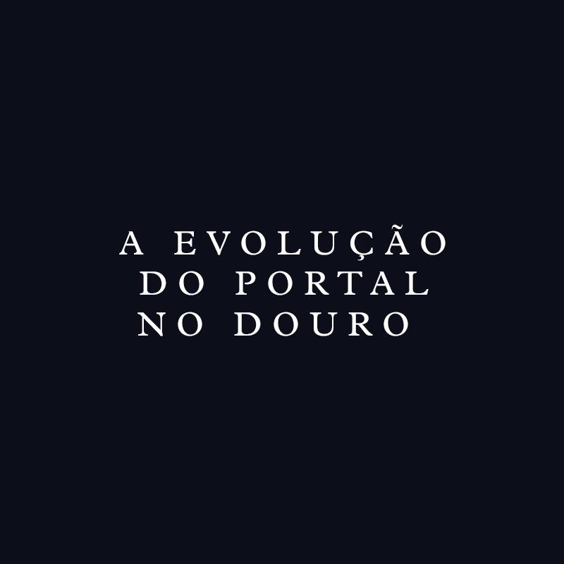 A evolução do Portal no Douro