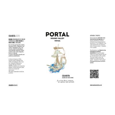Portal Colheita Branco 2019