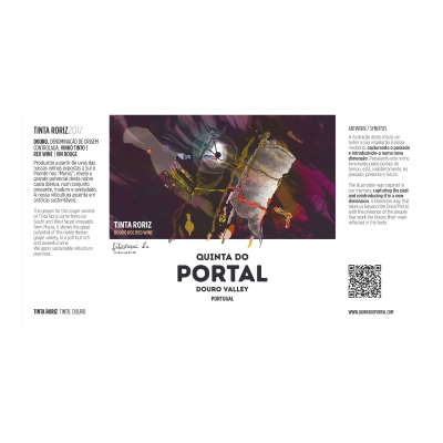 Quinta do Portal Tinta Roriz 2017