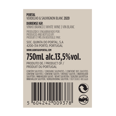 Portal Verdelho & Sauvignon Blanc 2020