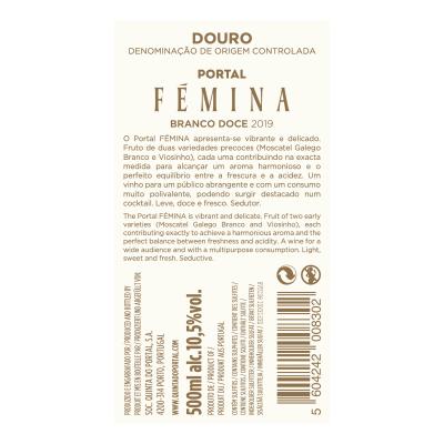 Fémina Branco Doce 2019
