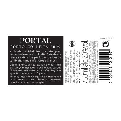 Portal Colheita Port 2009