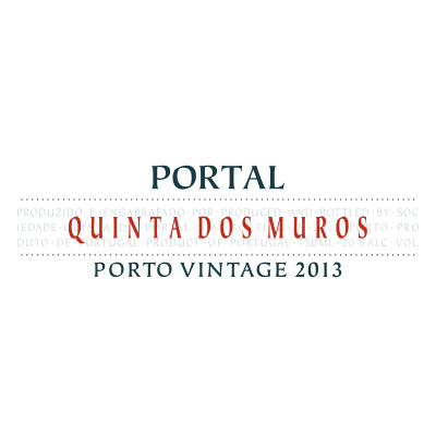 Quinta dos Muros Vintage Port 2013