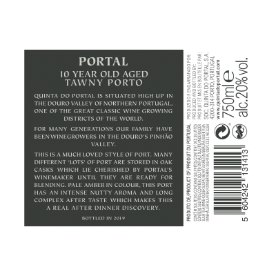 Portal 10 Year Old Aged Tawny Port