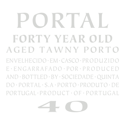 Portal 40 Year Old Aged Tawny Port