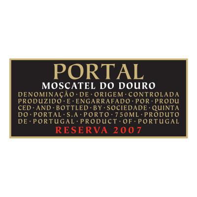 Portal Moscatel Reserva 2007