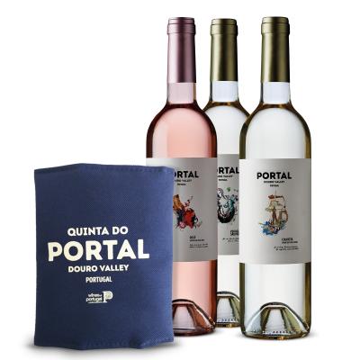 Pack VERÃO: Colheita Branco, Verdelho & Sauvignon Blanc e Rosé