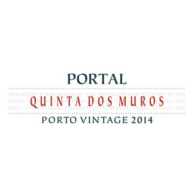 Quinta dos Muros Vintage Port 2014