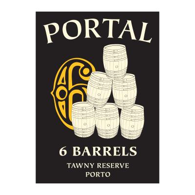 Portal 6 Barrels Tawny Reserve Port