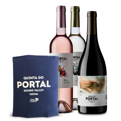 Reserva Tinto, Verdelho & Sauvignon Blanc e Rosé